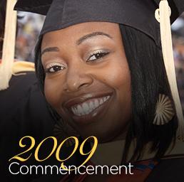 Morgan State graduates